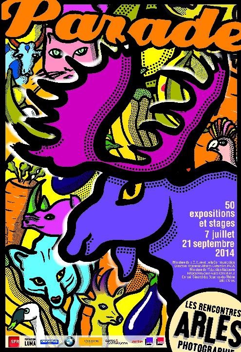 affiche 7 Arles 2014
