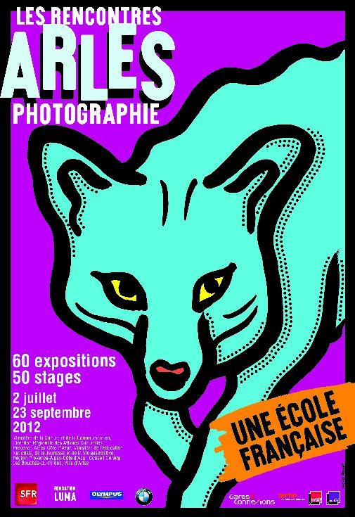 affiche BAT Arles 2012