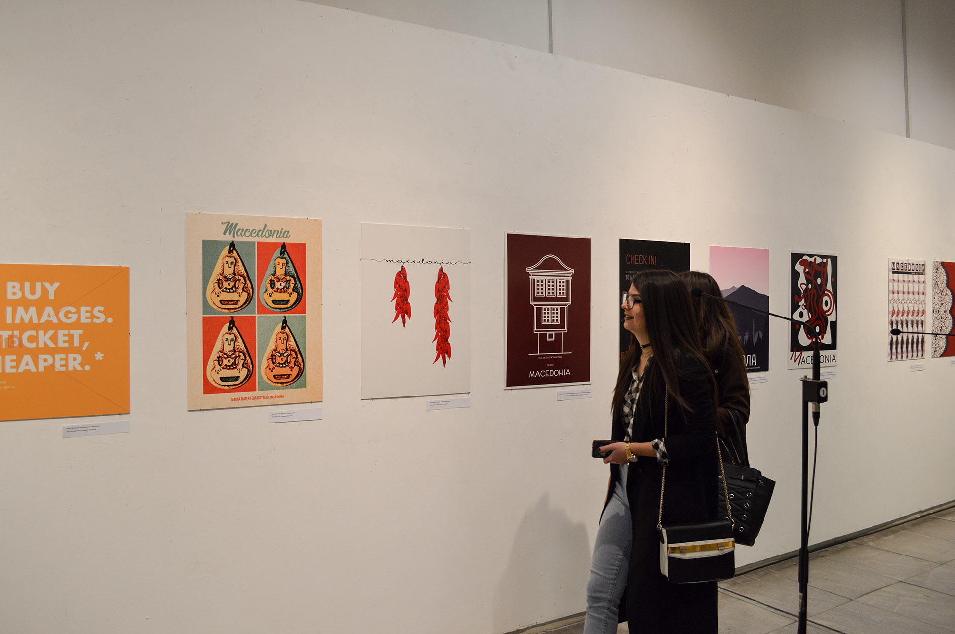 "Exhibition of posters ""Republic of Macedonia as Travel Destination"""