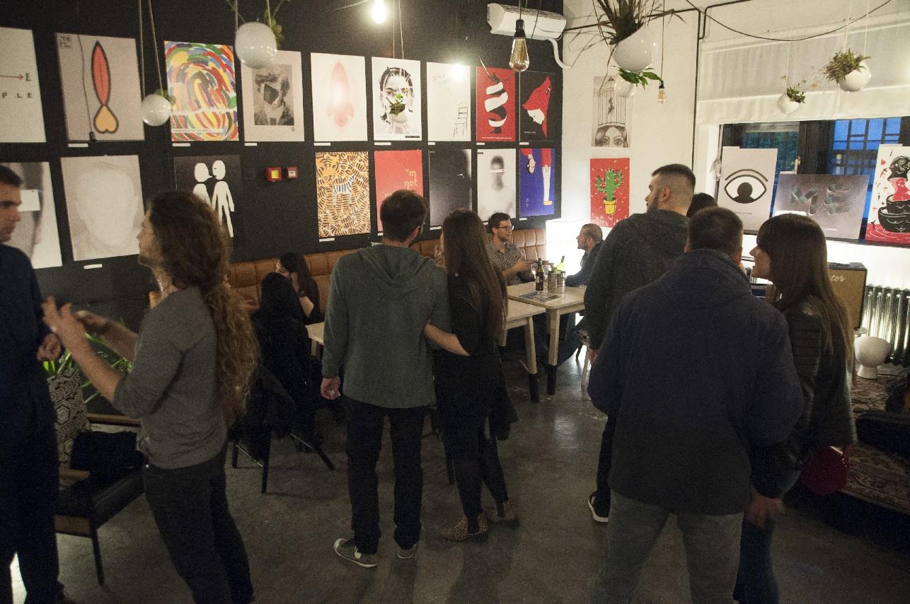 Поконкурсна изложба на 9. СПФ | Нови Сад | Србија |